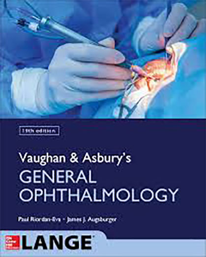 Vaughan & Asbury's  General Ophthalmology