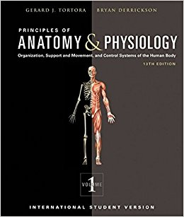 Principles of Anatomy & Physiology : Organization, Support and Movement, and Control Systems of The Human Body