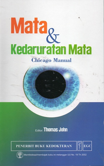 Mata & kedaruratan mata : Chicago Manual