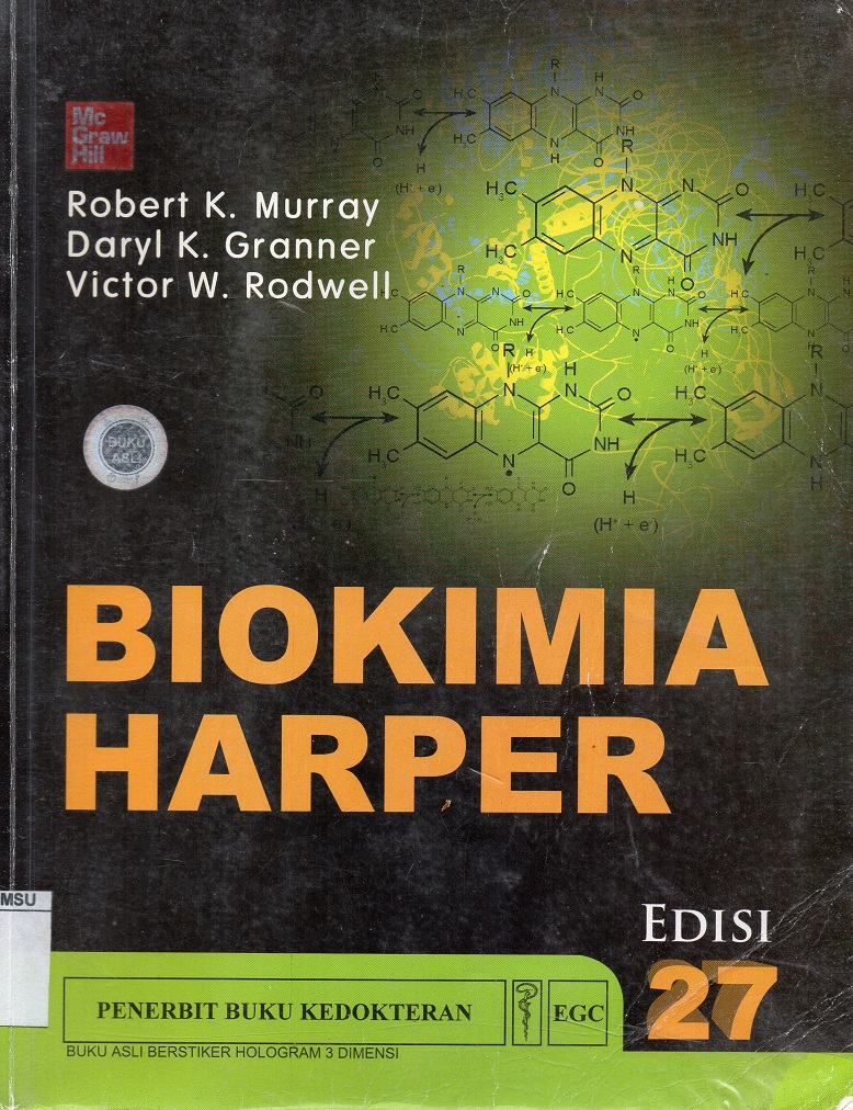 Biokimia harper = harpers illustrated biochemistry