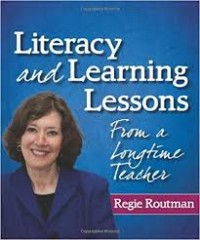 Image of Literacy and Learning lessons : from a longtime teacher