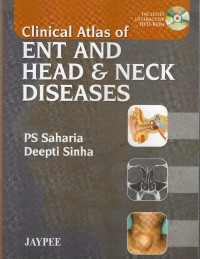 Image of Clinical atlas of ent and head & neck diseases
